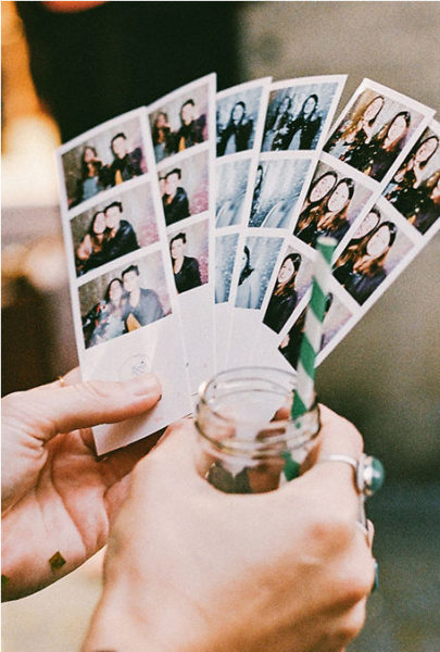 Format photo - les tirages double strip