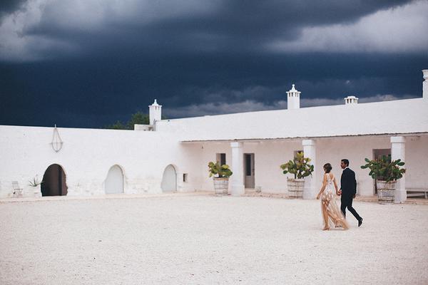Photo de mariage - mariage dans les pouilles